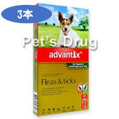 アドバンティクス超小型犬用(4kg未満) の画像