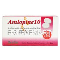 アムロピン(降圧剤)10mg商品画像