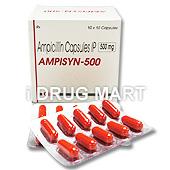 アンピシン500mg(ペニシリン系) の画像