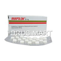 アナポロン(蛋白同化ステロイド) の画像