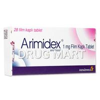 アリミデックス錠1mg(抗ホルモン剤)商品画像