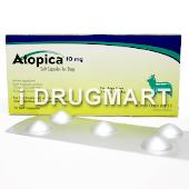 Atopica アトピカ10mg の画像