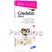 クレデリオ(体重2.5-5.5kgの犬用) の画像