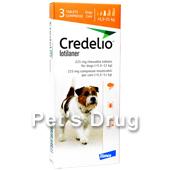 クレデリオ(体重5.5-11kgの犬用) の画像