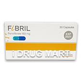 フィブリル160mg (高脂血症治療薬) の画像