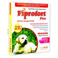 フィプロフォートプラス小型犬用(10kg未満) の画像