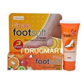 Finale Footsoft Cream−かかと角質ケアクリーム の画像