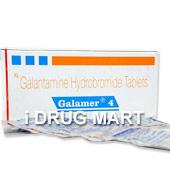ガラマー4mg(レミニールのジェネリック)商品画像