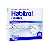 Habitrol patches ハビトロールパッチ の画像