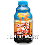 ハリウッド48時間ミラクルダイエット の画像
