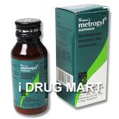 メトロジール(抗トリコモナス剤) の画像