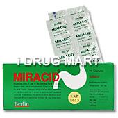 ミラシッド(プロトンポンプ阻害剤)商品画像