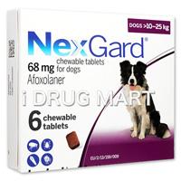 ネクスガード68mg (10-25kg)商品画像