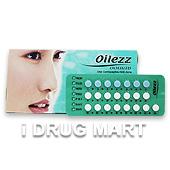 Oilezz オイレズ (段階型低用量ピル/二相性) の画像