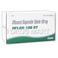オフロックス100(淋病治療) の画像