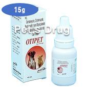 オティペット点耳薬 の画像