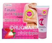 Finale Pink Nipple Cream の画像