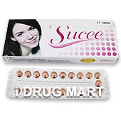 低用量ピル Sucee スシィー(21錠)商品画像