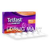 テルファスト(抗アレルギー薬)商品画像