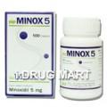 ミノックス5(ミノキシジル5mg)