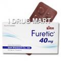 フレティック40mg/500mg (利尿剤)