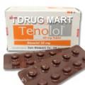 テノロール(不整脈治療薬)