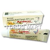 アジダームクリーム(酒さ治療)商品画像