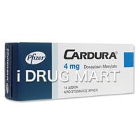 カーデュラ4mg (降圧剤)商品画像