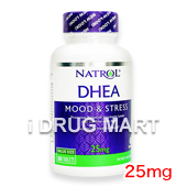 DHEA25mg/50mg商品画像