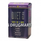 ダイエット5商品画像