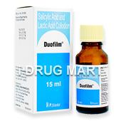 デュオフィルム(サルチル酸 16.7%・ラクティック酸 16.7%)商品画像