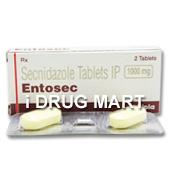 エントセック(抗原虫薬)商品画像