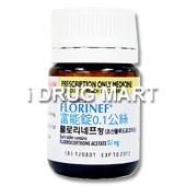 フロリネフ0.1mg(アジソン病治療薬)商品画像