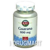 Guarana ガラナ800mg:120錠商品画像