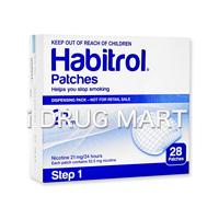 Habitrol patches ハビトロールパッチ商品画像
