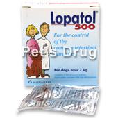 ロパトール500mg商品画像