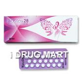 超低用量ピル Mercilon マーシロン(21錠/28錠)商品画像