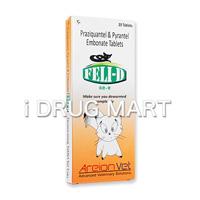 ドロンタールジェネリック(猫用)10錠商品画像