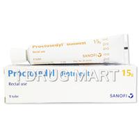 プロクトセディル軟膏商品画像