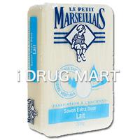 (LePetitMarseillais)ソリッドソープ・ミルク商品画像