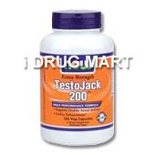 テストジャック200(滋養強壮サプリメント)商品画像
