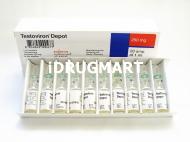 テストビロンデポー注射剤商品画像