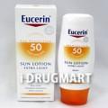 Eucerin SUN LOTION SPF50 (ボディ用日焼け止め)