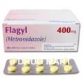 フラジール 400mg(抗トリコモナス剤)