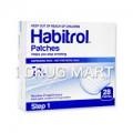 Habitrol patches  ハビトロールパッチ
