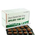 オフロックス100(抗生剤)