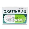 オキセチン(抗うつ薬)