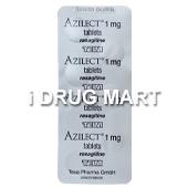 アジレクト1mg錠剤