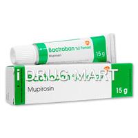 バクトロバン軟膏 15g(MRSAの除菌)の画像