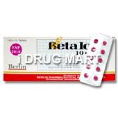 ベタロール(あがり症改善)商品画像